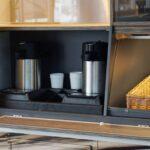 Gamo Back-Master 330 Back & Snack bakkerswagen verkoopwagen koffie corner