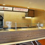 GAMO Food-Truck Street Food Master verkoopbalie