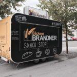 GAMO Retroliner Back & Snack verkoopwagen brood