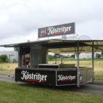 Fahnenbruck tapwagen Flair met koelruimte