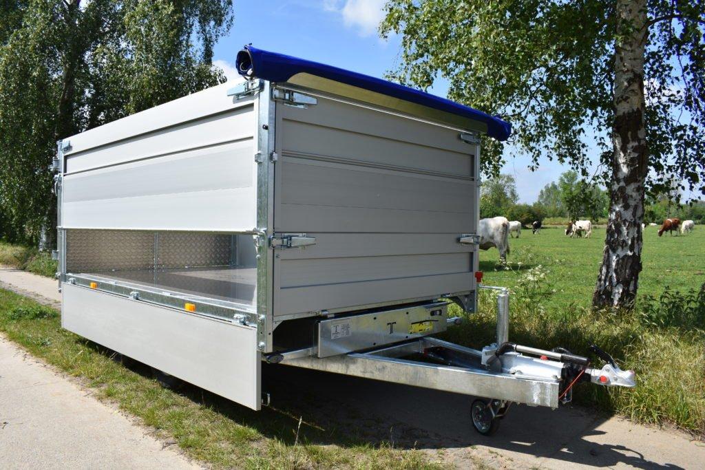 TwinTrailer TT30-30 - 309x183 - 3000kg neerkapbaar zijbord