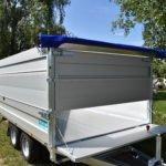 Neerklapbaar voorbord TwinTrailer TT30-30 - 309x183 - 3000kg