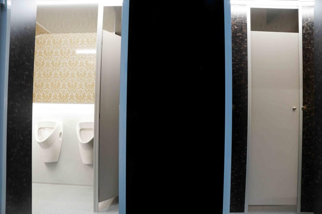 GAMO FTT460 Retro toiletwagen
