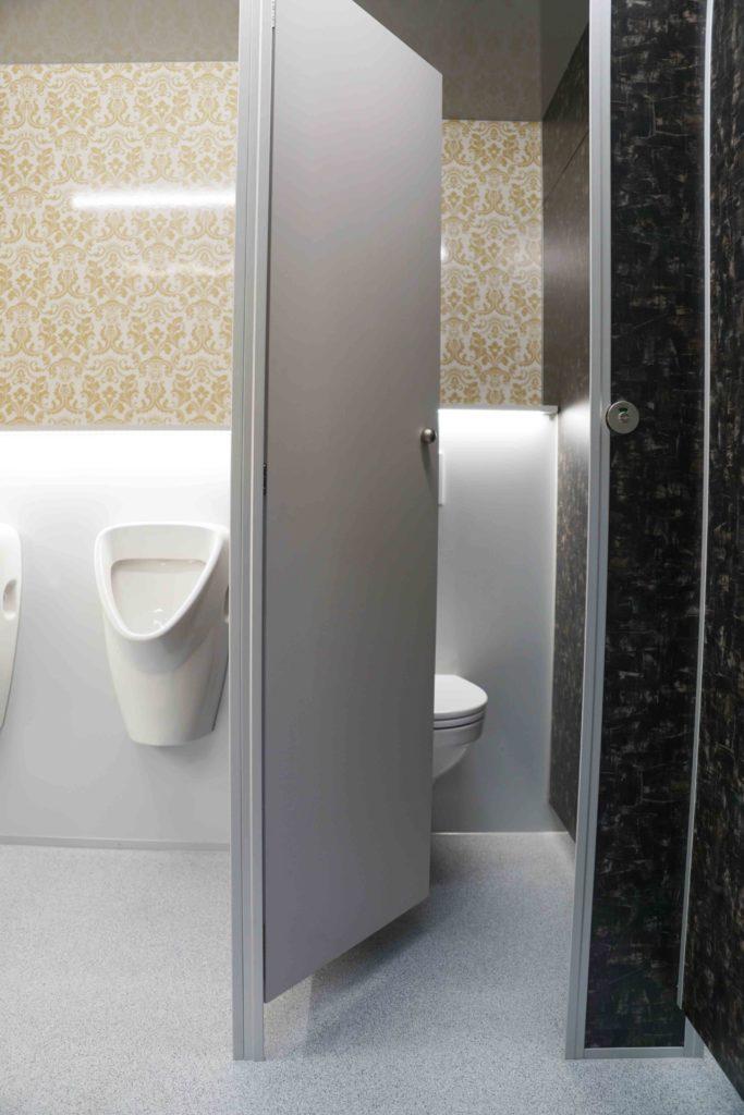 GAMO FTT460 Retro toiletwagen heren compartiment