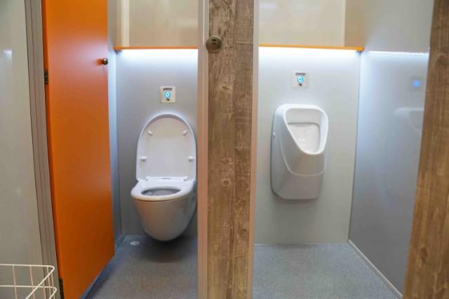 GAMO FTT500 toilet en urinoir vacuüm