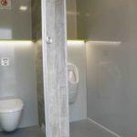 GAMO FTT500 Autark Autonome toiletwagen heren compartiment
