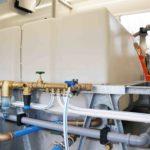 GAMO FTT500 Autark Autonome toiletwagen watertanks en verdelers