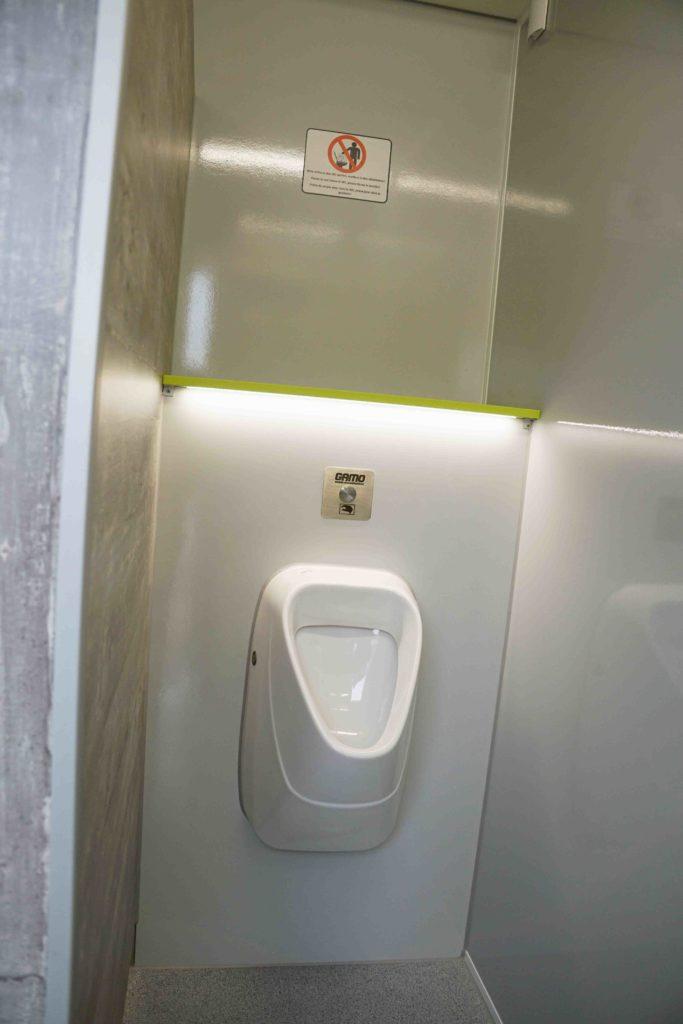 GAMO FTT500 Autark Autonome toiletwagen vacuüm urinoir