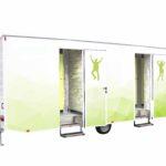 GAMO Toiletwagen FTT610