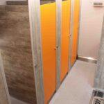 GAMO FTT610 toiletwagen 5 damestoiletten