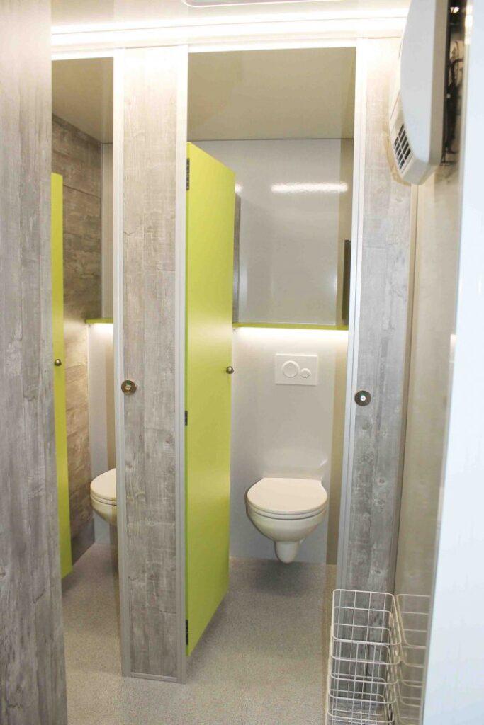 GAMO FTT 320 toiletwagen dames compartiment