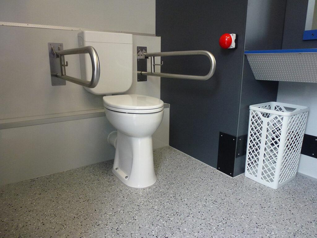 GAMO FTT390 gehandicapten mindervalide toilet