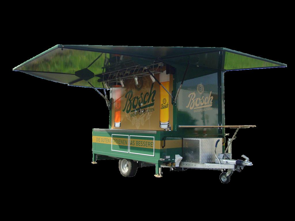 Party Mini Cooler L tapwagen koelwagen