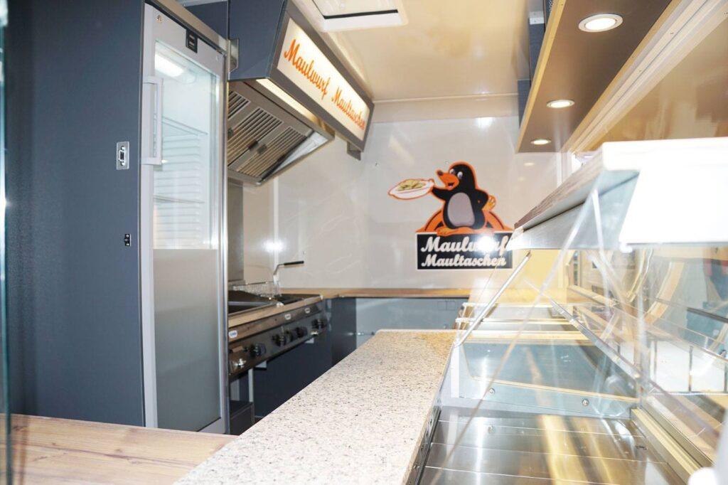 GAMO Street Food Master Food-Truck RM 400 Retro