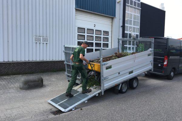TwinTrailer TT35-35 - 352-192 - 3500kg handmatige laden