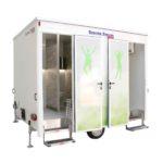 GAMO toiletwagen FTT320