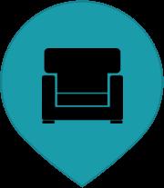 TwinTrailer Comfortabel werken