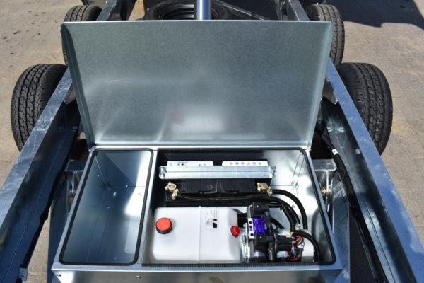 TwinTrailer TT27-30 - 309x183 - 2700kg elektrische bediening