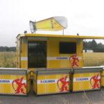 Fahnenbruck Combi Cooler koelwagen promotietrailer