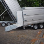 TwinTrailer TR35-40 - TridaX - 402x192 - 3500kg chassis