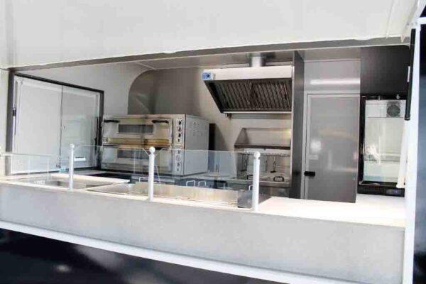 RL400 pizza-oven