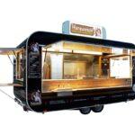 GAMO Retroliner RL460 Maxi Snack Food-Truck