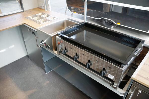 RETROLINER RL340 snack verkoopwagen