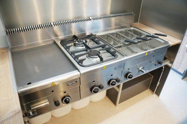 RETROLINER RL340 pasta foodtruck