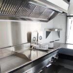 GAMO Retroliner RL460 Food-Truck Maxi Snack kombi horeca grille plaat