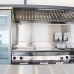 GAMO Retroliner RL460 Food-Truck Maxi Snack kombi horeca bereidingswand