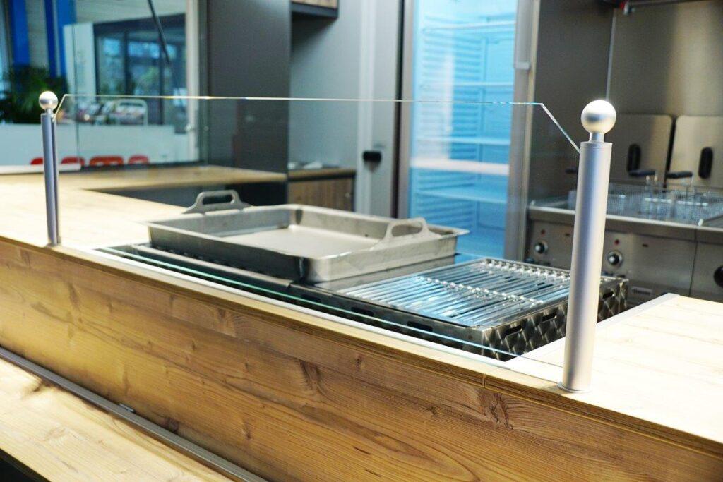 GAMO Retroliner RL460 Food-Truck Maxi Snack kombi grille