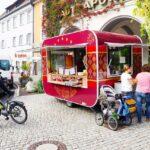 GAMO Retroliner Food-Truck, food trailer, aziatische keuken
