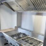 GAMO Retroliner Food-Truck, food trailer pasta