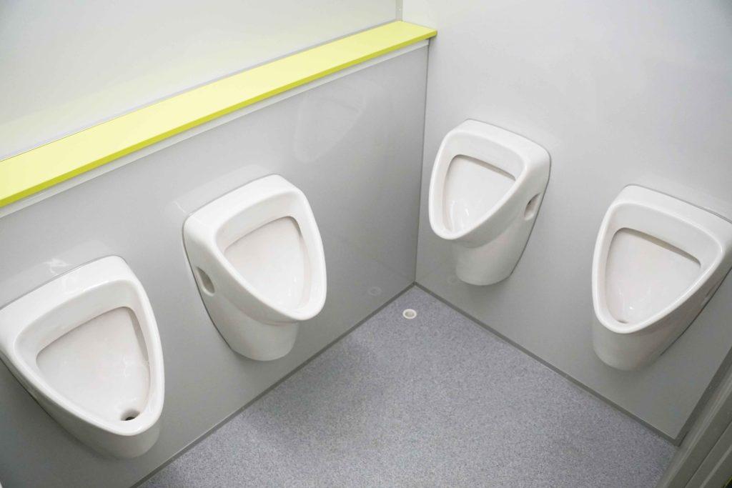 GAMO FTT610 toiletwagen 4 urinoirs
