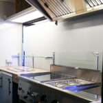 GAMO Food-Truck Street Food Master grillplaat