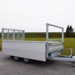 Scharnierend opzetbord TwinTrailer TT27-30 – 309×183 – 2700kg