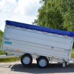 TwinTrailer T30-30 - 309x183 - 3000kg kipper en transporter in 1
