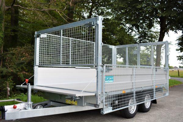 TwinTrailer TT27-30 – 309×183 – 2700kg loofrekken