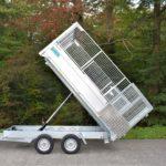 TwinTrailer TT27-30 – 309×183 – 2700kg gekipt met loofrekken