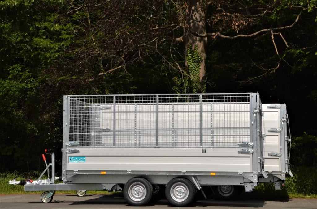 TwinTrailer TT35-35 352x192cm 3500kg