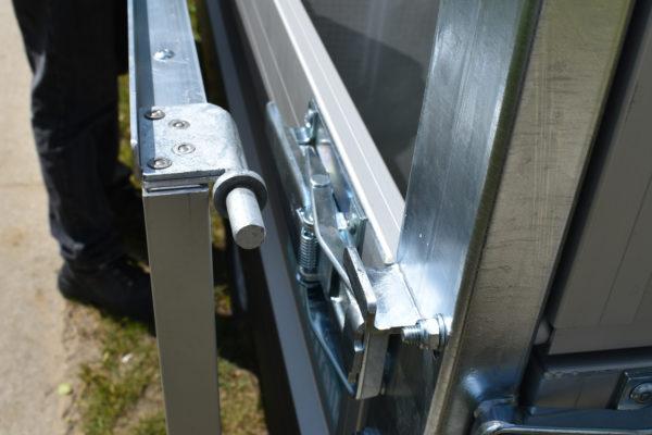 TwinTrailer TT27-30 - 309x183 - 2700kg uitneembaar Alumate 800 opzetbord