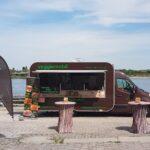 GAMO Street Food Master Food-Truck RM 400 Retro Veggiemobil