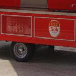 Party Mini Cooler tapwagen koelwagen bierkoel installatie