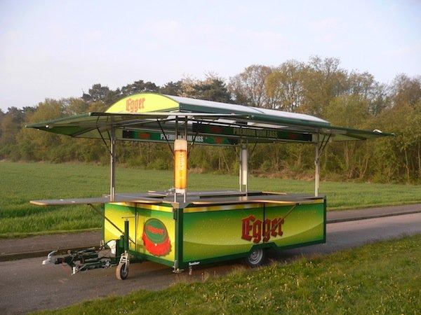 Fahnenbruck tapwagen Sunbar