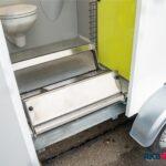 GAMO FTT230 toiletwagen instaptrede