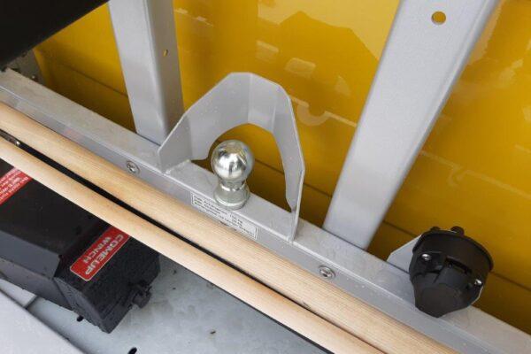 Blitzlader 2 aanhangwagen koppeling