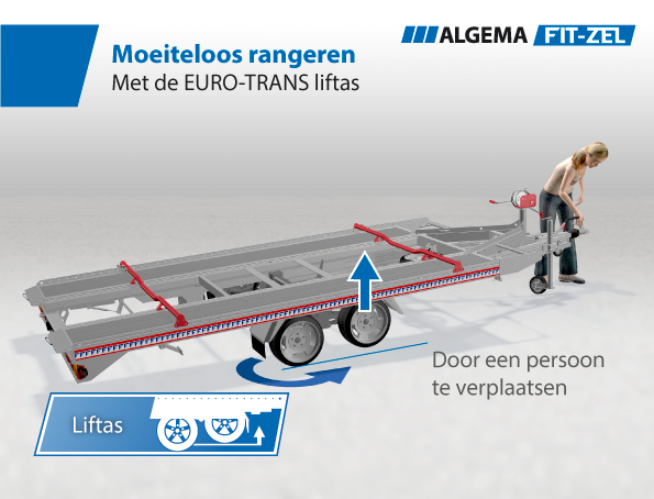 FIT-ZEL Euro-Trans liftas