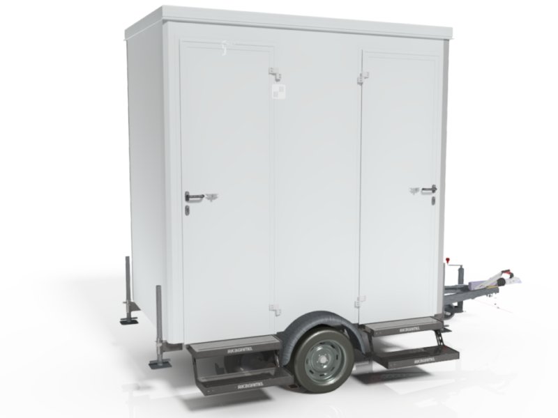 GAMO toiletwagen FTT 230