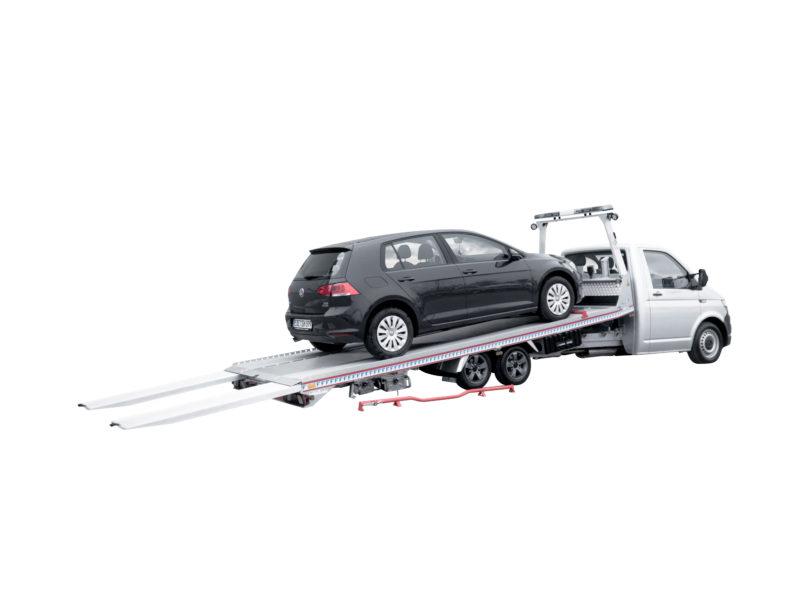 Algema Fitzel Speeder 2 autotransporter VW T6