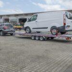 Algema Fit-Zel Unitrans autotransporter geheel aluminium